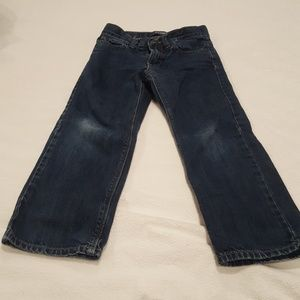 Old Navy Jeans Size 5T with adjustable waist